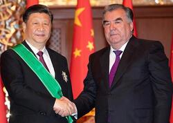 Ötən il Çin Tacikistan iqtisadiyyatına 152 milyon dolar sərmayə yatırıb