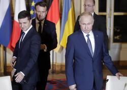 """Zelenski: """"Putinlə görüşə hazırlıqlar gedir"""""""