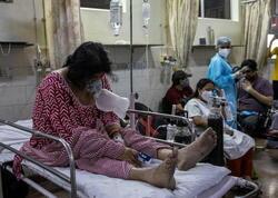 """Hindistanda daha bir fəlakət – <span class=""""color_red""""> """"Qara kif"""" epidemiyası</span>"""