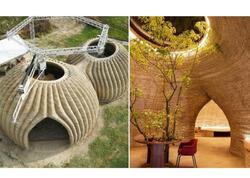 İtaliyada 3D formasında ekoloji cəhətdən təmiz ev tikilib