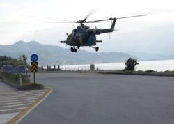 """Azərbaycanın Türkiyədə məcburi eniş edən """"Mİ-17"""" helikopterinin <span class=""""color_red""""> nasazlığı aradan qaldırılıb - FOTO</span>"""