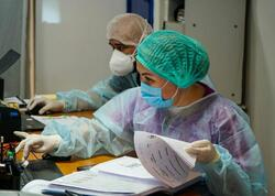 Qazaxıstanda koronavirusa yoluxanların sayı 378 mini ötüb