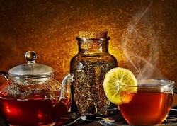 Çayı qənd, bal və limonla içmək olmaz - Zərərləri