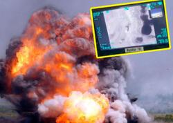 Ukraynadan güc nümayişi - Çox sayda qırıcı havaya qaldırıldı - FOTO
