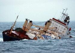 Yaponiya sahillərində iki yük gəmisi toqquşub