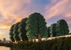 Dünyanın ən böyük oteli - FOTO