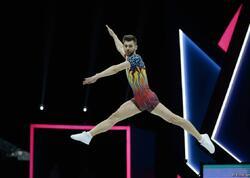 Azərbaycan gimnastı Vladimir Dolmatov aerobika gimnastikası üzrə dünya çempionatında finala çıxıb