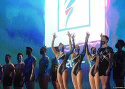 Bakı Milli Gimnastika Arenasında aerobika gimnastikası üzrə 16-cı dünya çempionatının final yarışlarına start verilib - FOTO