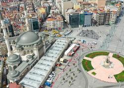 İstanbulun Taksim Məscidi ibadətə açılıb