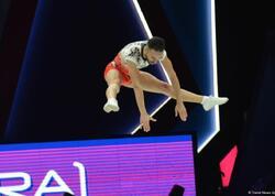 Bakıda aerobika gimnastikası üzrə 16-cı dünya çempionatının final günü başlayıb - FOTOlar