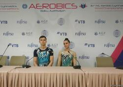 Yarışlarda çıxış üçün yaradılan imkanlara görə Azərbaycana təşəkkür edirik - Ukraynalı gimnastlar