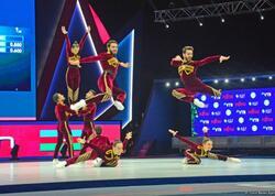 Aerobika gimnastikası üzrə dünya çempionatının son günündən maraqlı anlar - FOTO
