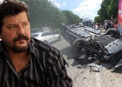 """Məşhur aktyor avtomobil qəzası keçirdi - <span class=""""color_red"""">FOTO</span>"""