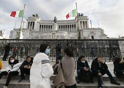 İtaliyada son sutkada koronavirusdan 44 nəfər ölüb