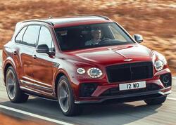 Bentley yenilənmiş Bentayga S modelini təqdim edib - VİDEO - FOTO