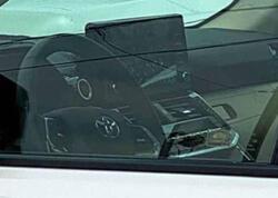 Yeni Toyota Land Cruiser 300 modelinin interyer şəkilləri peyda olub - FOTO