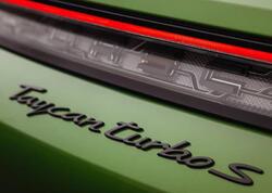 Porsche Taycan modelinin iki yeni versiyasını hazırlayır