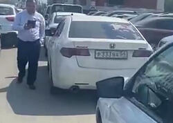 Rusiyada öldürülən Vəkil Abdullayevə həsr olunmuş avtoyürüş keçirilib - VİDEO
