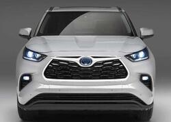 Toyota Highlander Bronze Edition versiyasına sahib olub - FOTO
