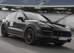 Porsche Cayenne Coupe modelinin yeni versiyasını hazırlayır - VİDEO - FOTO