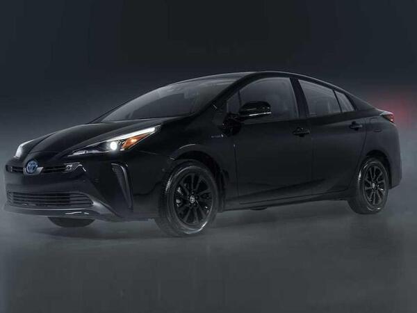 Toyota Prius Nightshade versiyasında təklif edilir - VİDEO - FOTO