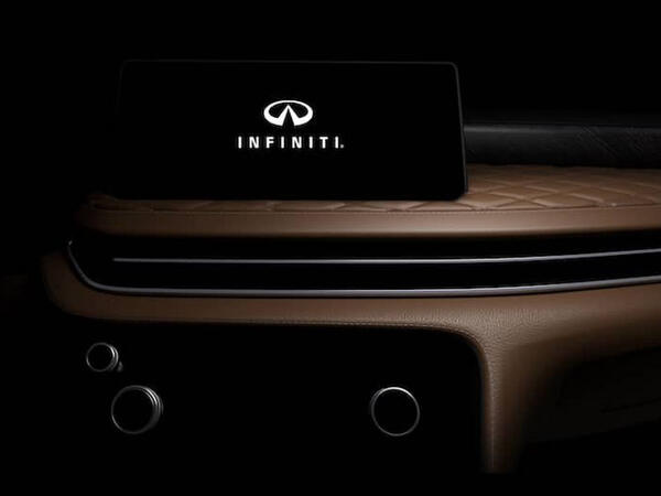 Yeni nəsil Infiniti QX60 modelinin debüt tarixi bəlli olub - VİDEO