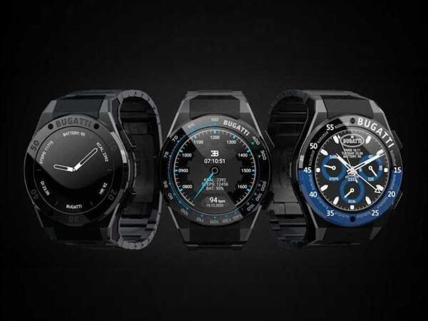 Bugatti müştərilərinə ağıllı saat təklif edir - FOTO