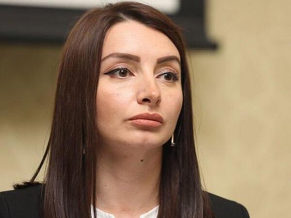 """""""Dağlıq Qarabağ"""" olmadığı kimi """"status"""" məsələsi də yoxdur - <span class=""""color_red"""">Leyla Abdullayeva</span>"""