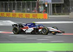 Bakıda F1 sərbəst yürüşünə start verilib