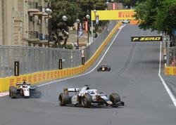 """Formula-2"": Sıralama turu başlayıb"