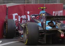 Formula 2-nin Bakıda baş tutan 100-cü yarışının altı qəzası və qalibləri - FOTO