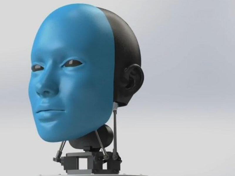 """""""Android"""" robot duyğuları ifadə etməyi öyrənib - VİDEO"""