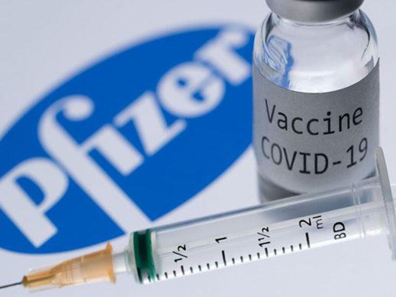 """Azərbaycanda """"Pfizer"""" vaksinin istifadəsinə başlandı"""