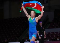 """Mariya Stadnik qızıl medal qazandı - <span class=""""color_red"""">YENİLƏNİB</span>"""