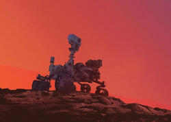 Perseverance aparatı Marsda mikrob formalı həyat növünün axtarışına start verib