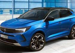 Yenilənmiş Opel Crandland modeli X indeksindən məhrum olub