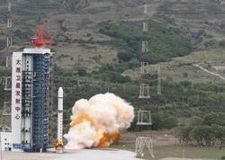 Çin Yerin müşahidəsi üçün orbitə 4 peyk çıxarıb