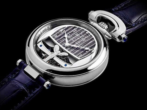 Rolls-Royce Boat Tail modelinin sahibləri üçün hazırlanmış saat təqdim edilib