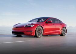 """""""Tesla"""" Model S Plaid sedanının tədarükünə başlayıb"""