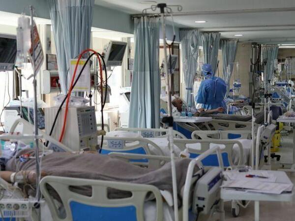 İranda ötən sutkada 115 nəfər koronavirusdan ölüb