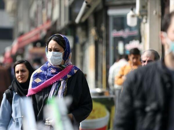 İranda ötən sutkada 187 nəfər koronavirusdan ölüb