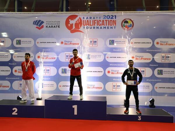 Tokio Olimpiadasında 3 karateçimiz iştirak edəcək - FOTO