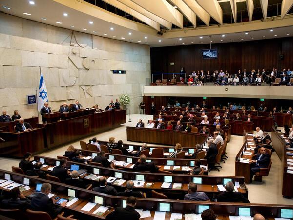 Miki Levi İsrail Knessetinin yeni spikeri seçilib