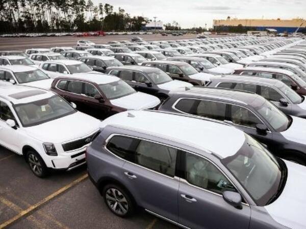 Cənubi Koreya avtomobil ixracatını artırır
