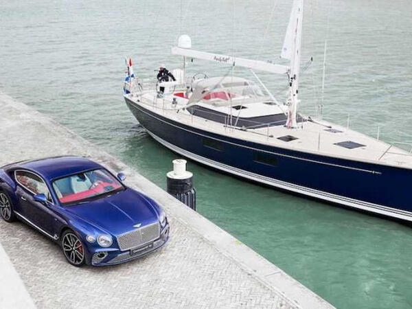 "Bentley Continental GT V8 və Contest 59 CS - <span class=""color_red""> möhtəşəm cütlük</span>"