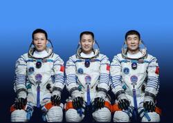 """Çin """"Şencou-12"""" missiyasında iştirak edəcək kosmonavtları müəyyənləşdirib"""