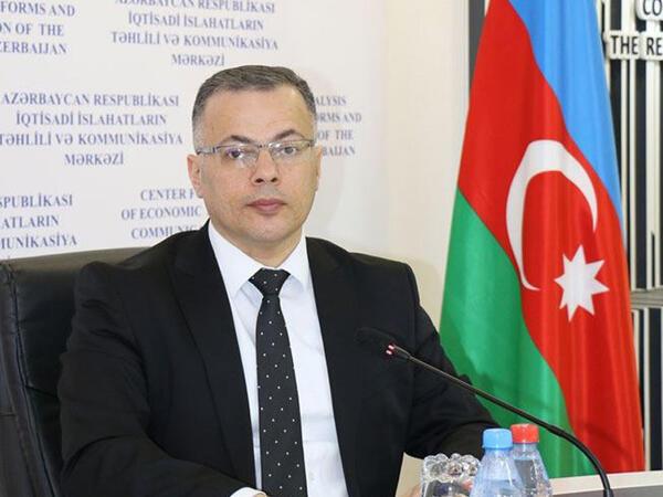 """Şuşa bəyannaməsi Azərbaycan iqtisadiyyatına yeni imkanlar açır - <span class=""""color_red"""">Vüsal Qasımlı</span>"""