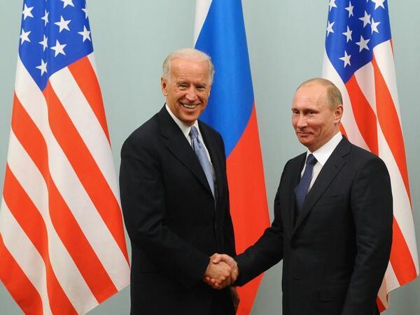 Bayden Putinlə görüşünün müsbət olduğunu bildirib
