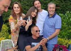 Van Dammın oğlunun azərbaycanlı qızla nikahının harada baş tutduğu məlum oldu