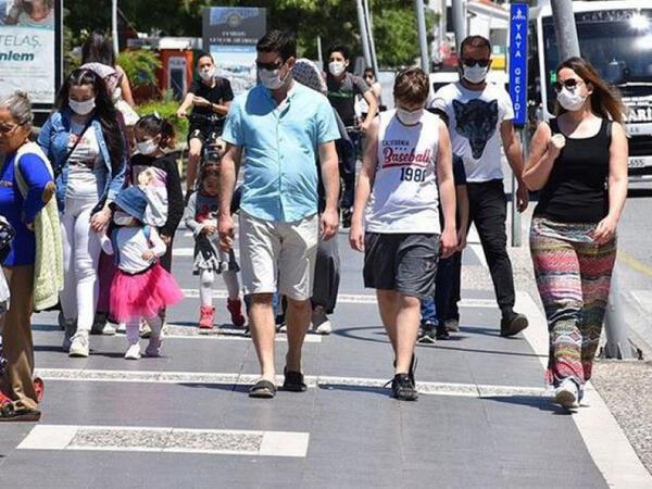 Bu il Türkiyədə son 51 ilin ən isti may ayı qeydə alınıb